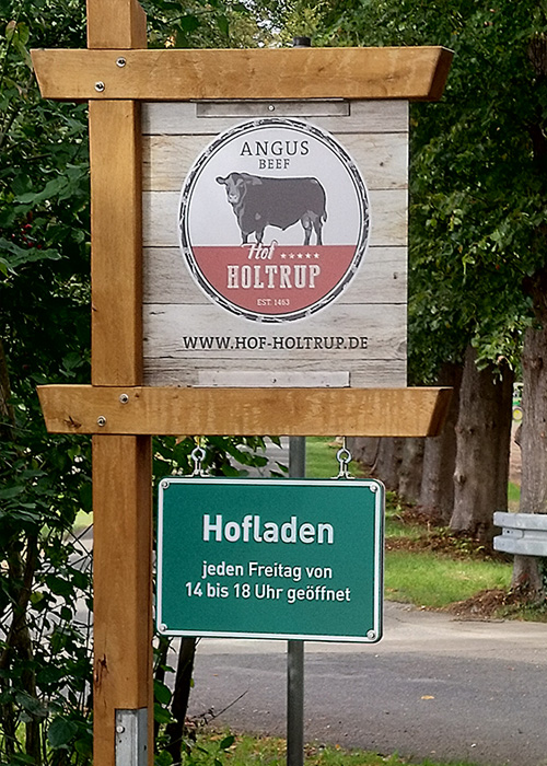 Der Hof Holtrup / Senden