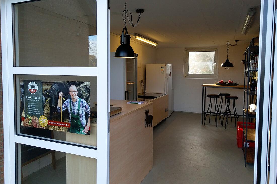 Der Hofladen / Hof Holtrup / Senden